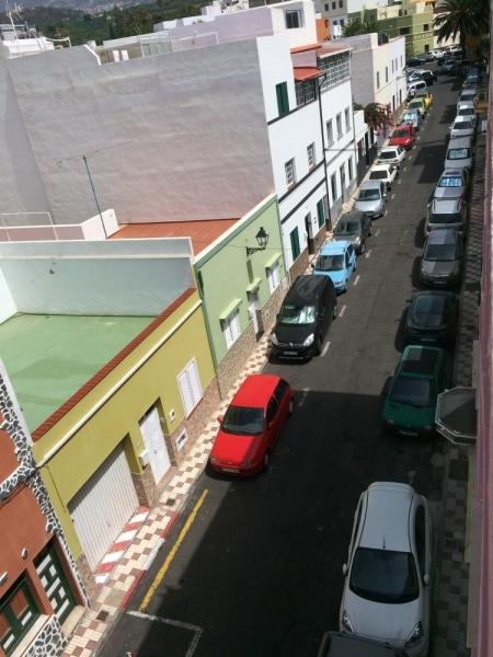 Особенности вождения на Тенерифе для провинциальной бабушки