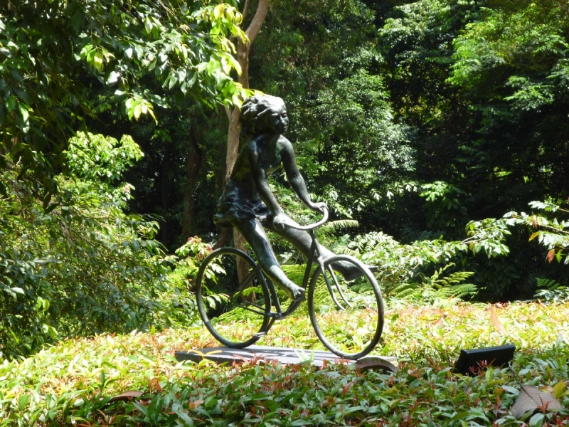 Сингапур, десять дней в ноябре