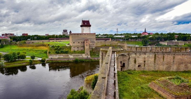 Три недели в Прибалтике на автомобиле (фото)