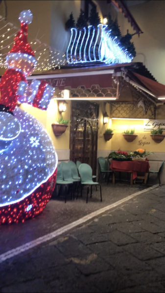 Итальянские зимы (Новый год в Италии на побережье)