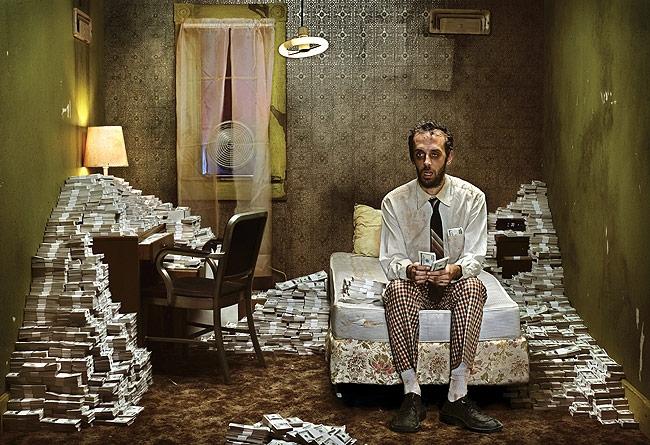 Заплаты к заплатам, а денюжки к деньжатам!