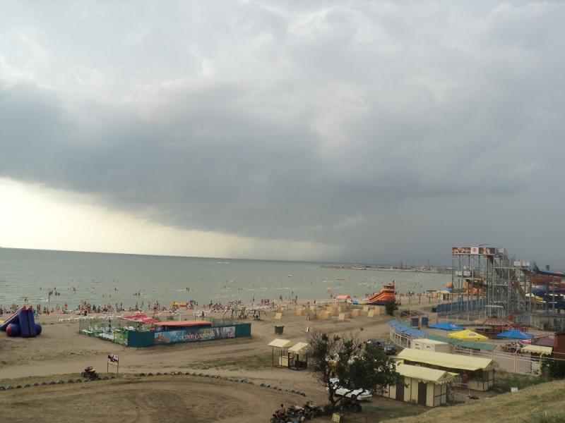 Ейск, детский курорт на малосольном море