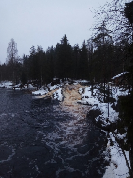 Карелия: в поисках снега и солнышка