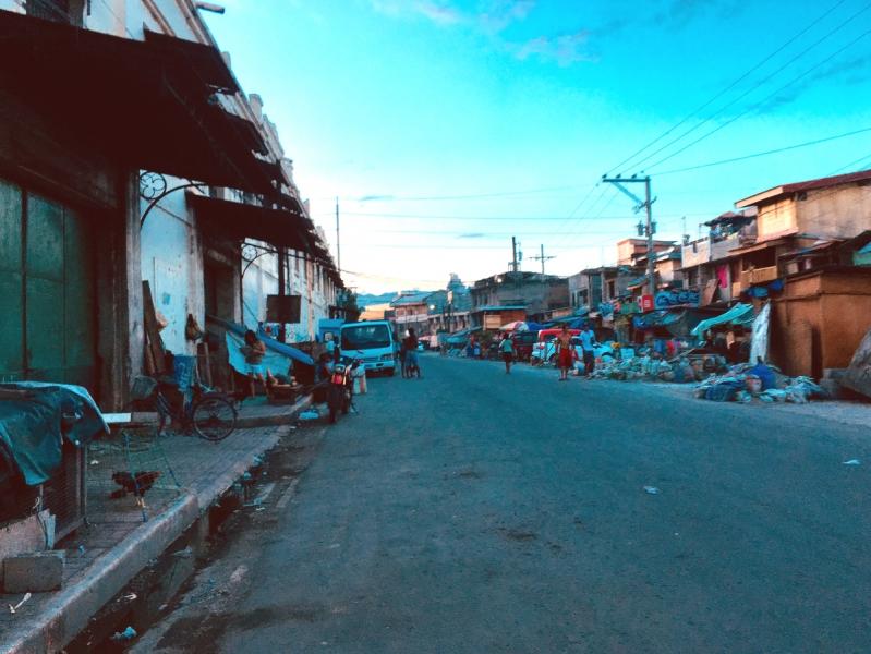 Филиппины по кругу (на самолётах, мопеде, автобусе)