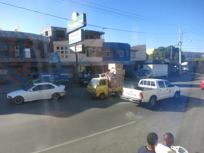 Как мы не съездили в Порт-о-Пренс.