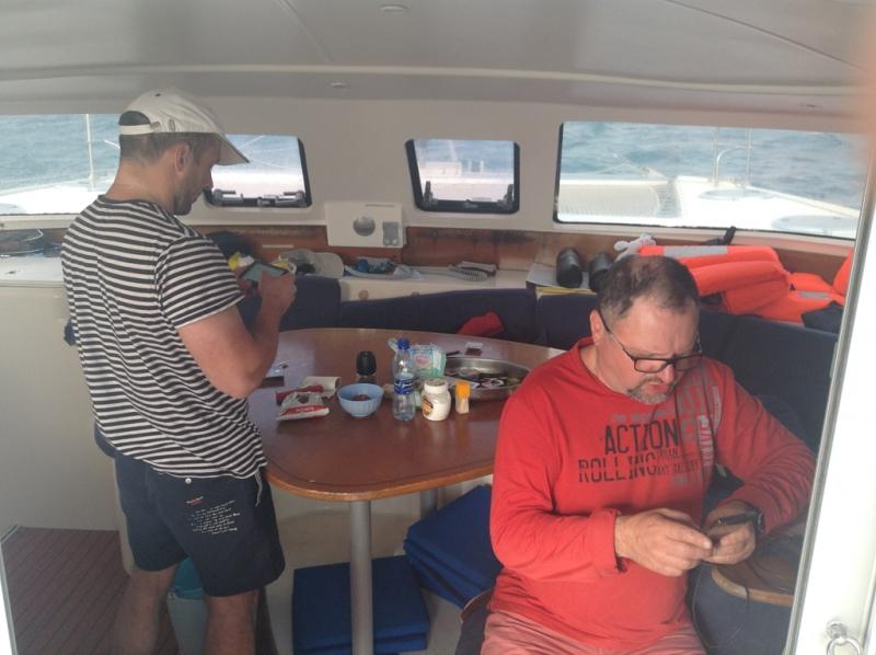 Яхтинг на Кабо-Верде