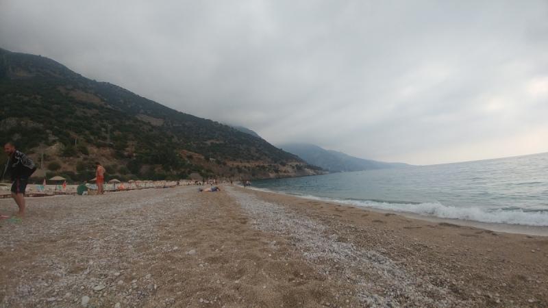 Пляжные развалины 2017
