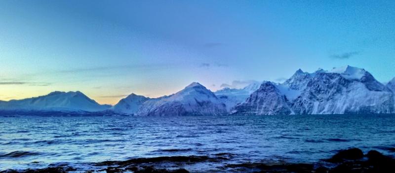 В Лапландию зимой, спонтанная поездка с продолжением