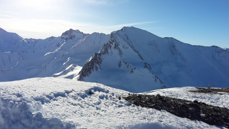 Ischgl в конце января 2018. Горные лыжи с 20 по 27 января