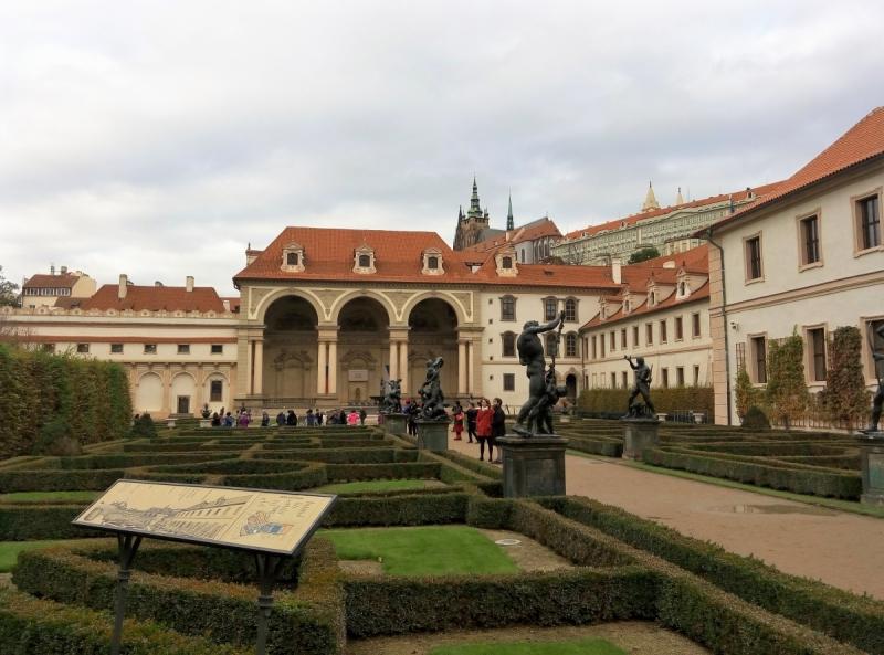Осенняя Прага (октябрь 2017)