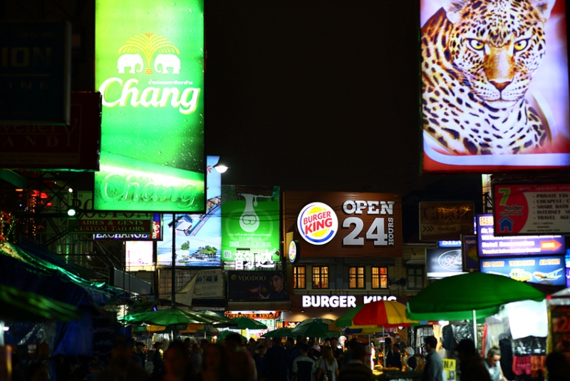 Тайский камбэк (Панган, Ко Липе и немного Бангкока)