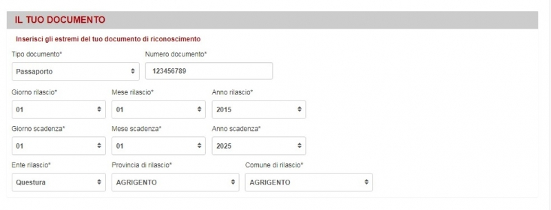 Пошаговая инструкция регистрации на сайте Trenitalia.com.