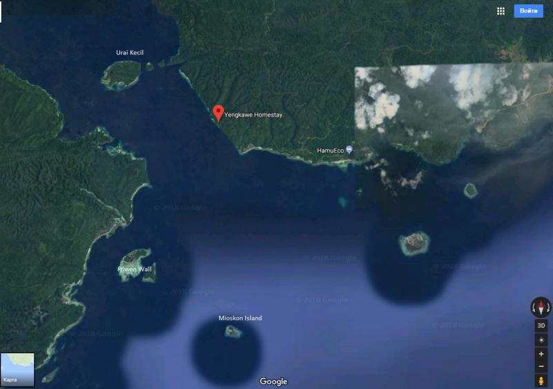 R4: Waigeo, Wayag, Manyaifun, Piaynemo, Arborek, Batanta, Misool