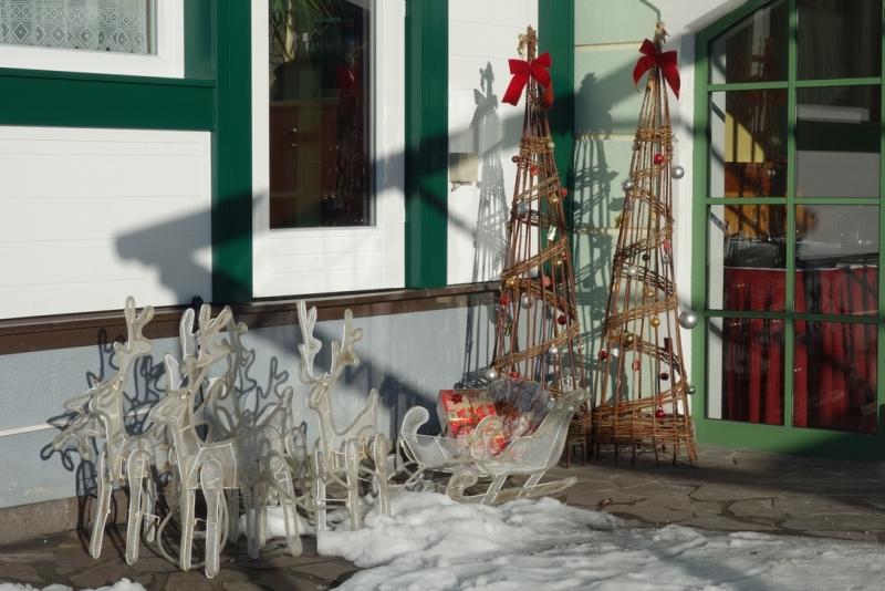 Рождественские каникулы в Штирии