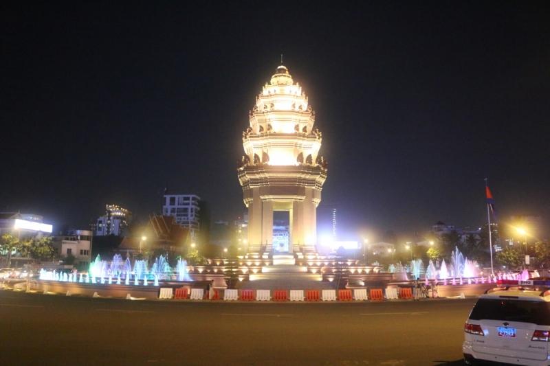 Камбоджа. Январь 2018. Сиемрип. Сиануквиль. Пномпень. Отзыв и советы.