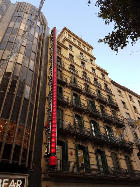 Евро-Тур: 1. Испания. Барселона. Ноябрь '2017 (много фото)