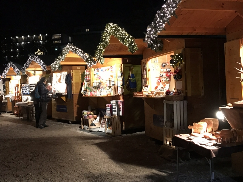 Неожиданно удивительное новогоднее путешествие. Словения - Хорватия - Австрия 2018