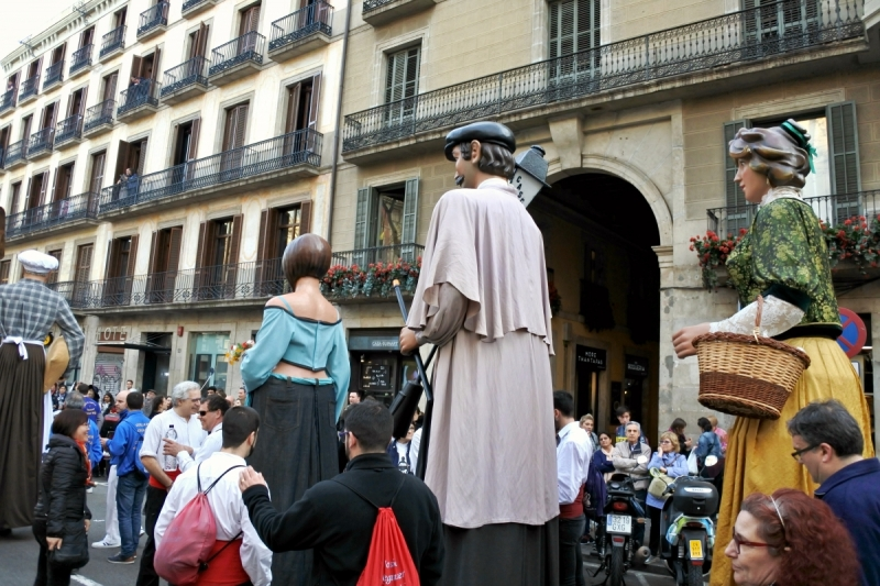 Весна в Барселоне