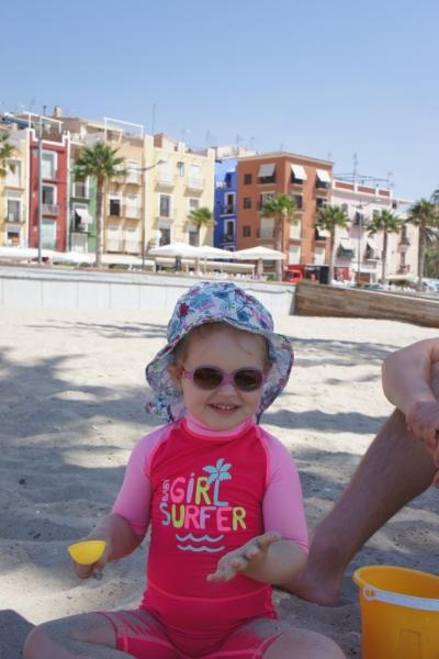 Замечательный пляжный отдых с ребенком под Аликанте: Вильяхойоса