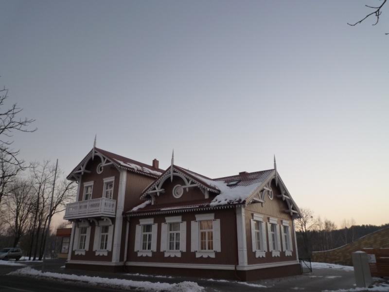 На машине: Литва Друскининкай Санаторий «Эгле+» (2015, 2016, 2017)