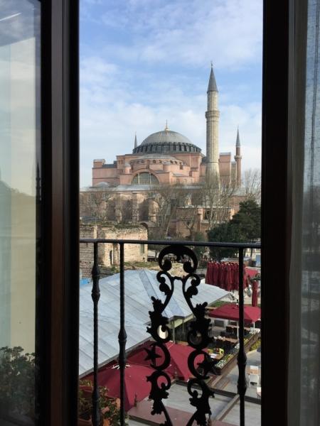 1-й раз в Стамбуле на февральские праздники. Заметки...
