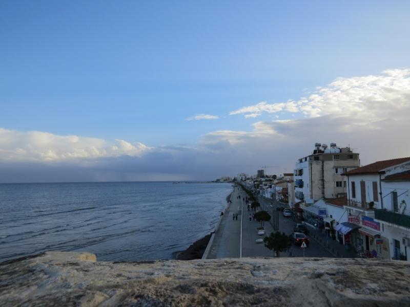 Немного Кипра зимой с маленьким ребенком