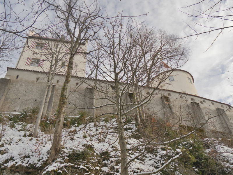 Фюссен и окрестности в декабре 2017-го, с 17 по 23-е