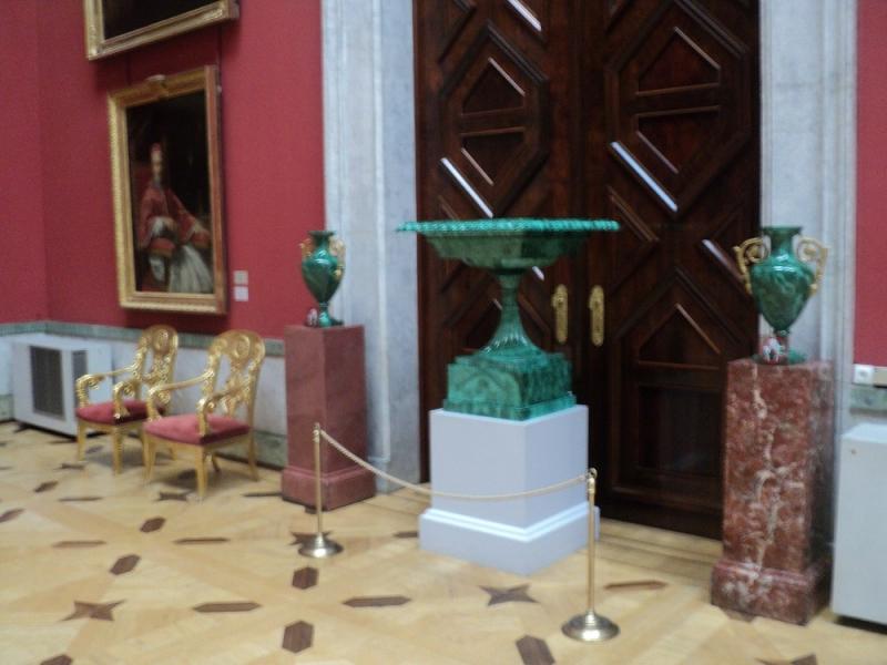 Музейный Санкт-Петербург. Март 2018 г.