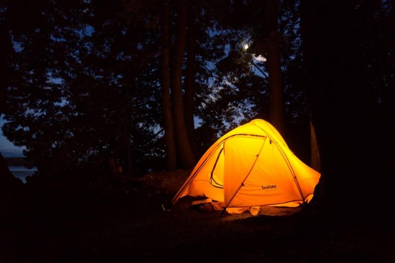 Нетипичный Восток США - авто, леса, палатка (осень 2017)
