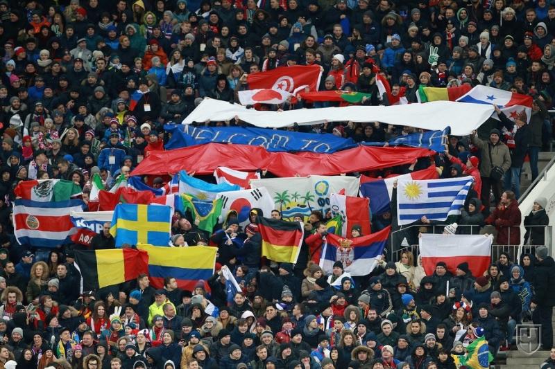 Чемпионат Мира FIFA: атрибутика, безопасность, проход на стадионы