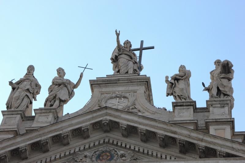 Вспоминая Рим.