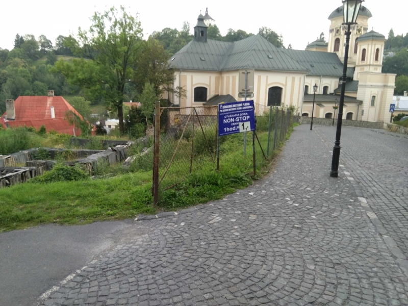 Прогулка по Банской Штявнице (Banská Štiavnica)