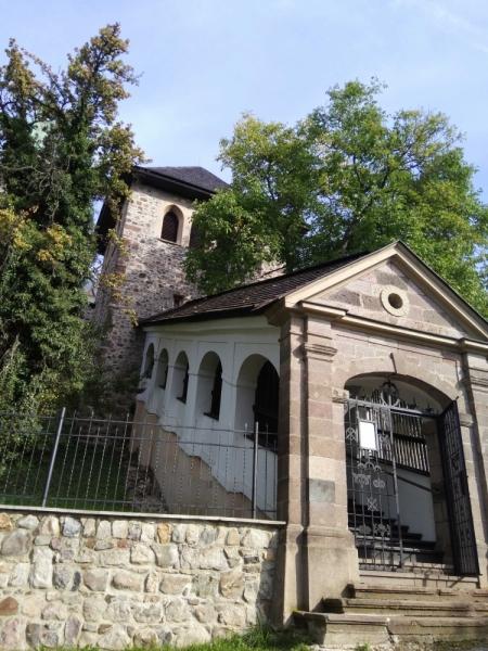 Кремница (Kremnica), прогулка по городу