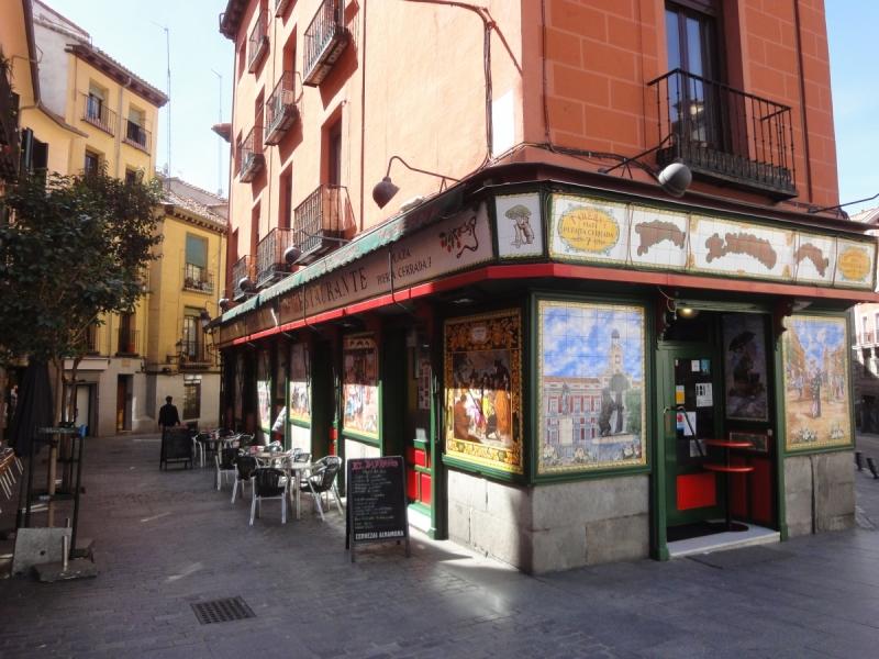Мадрид и Толедо. Весеннее путешествие 2018