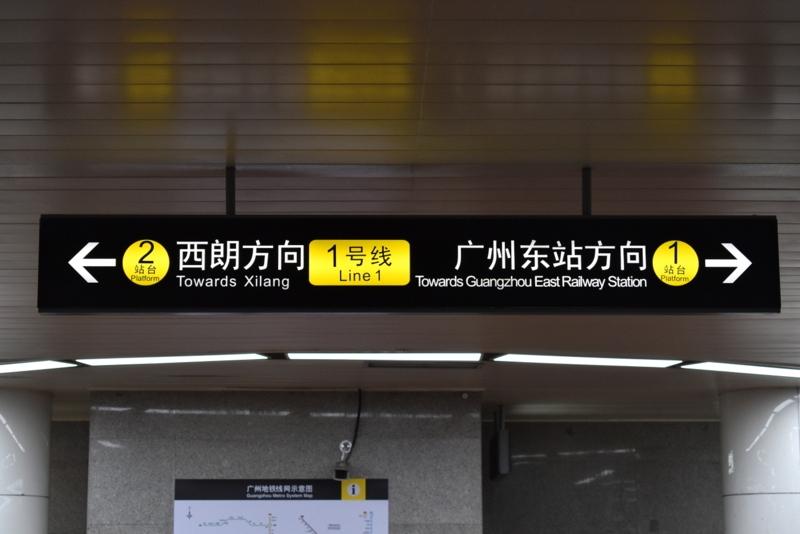 Прогулки по... Гуанчжоу.