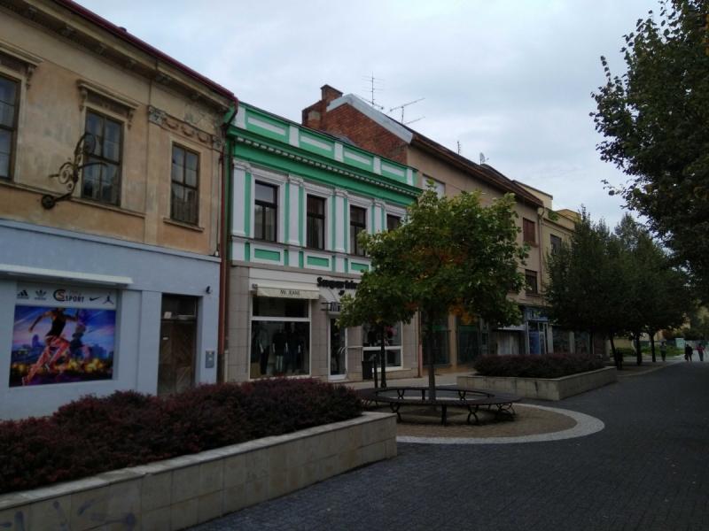 В Комарно проездом (Komarno)