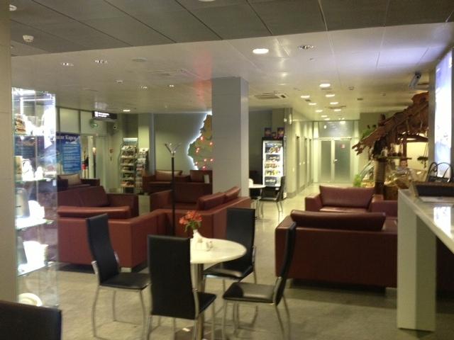 Бизнес залы и лаунжи в аэропортах России