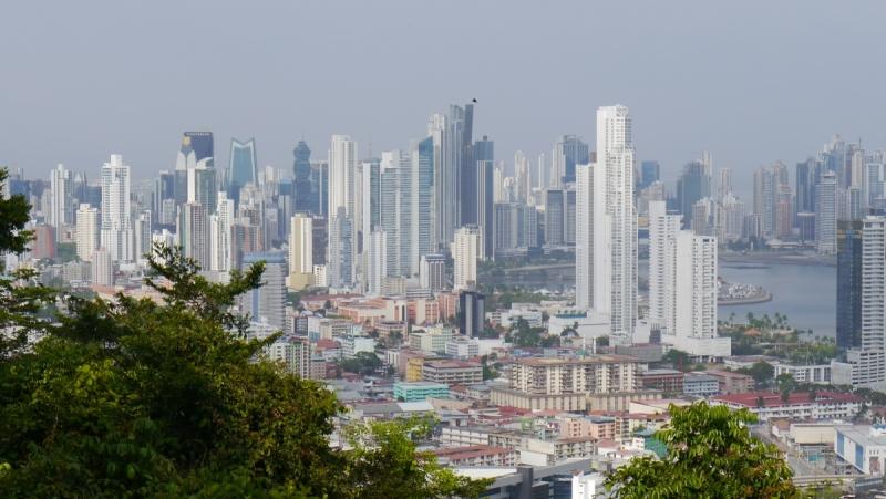 Панама - Сальвадор автобусами. Февраль-март 2018. Транспорт, цены.