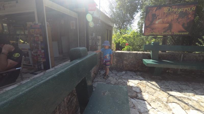 Метеоры Закинтос Кефалония. Автопутешествие с детьми. Июль 2017