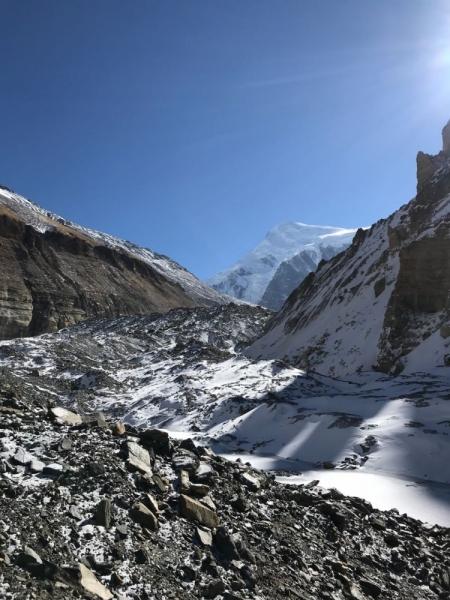 Дхаулагири Трек (14-23 марта 2018 г)