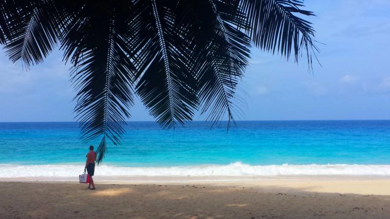 Обзор пляжей в разных странах мира.