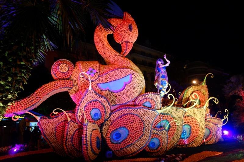 Карнавальное время на Лазурном берегу: 2 страны, 3 города и 4 музея
