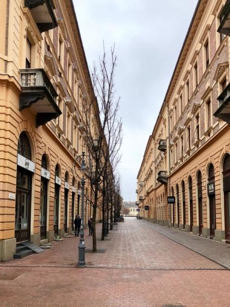 Дебрецен или куда вырваться из Москвы на три дня.