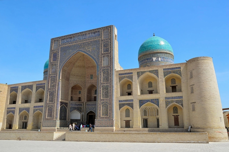Бухара – Самарканд – Душанбе – Хорог – Мургаб- Ош в апреле 2018.
