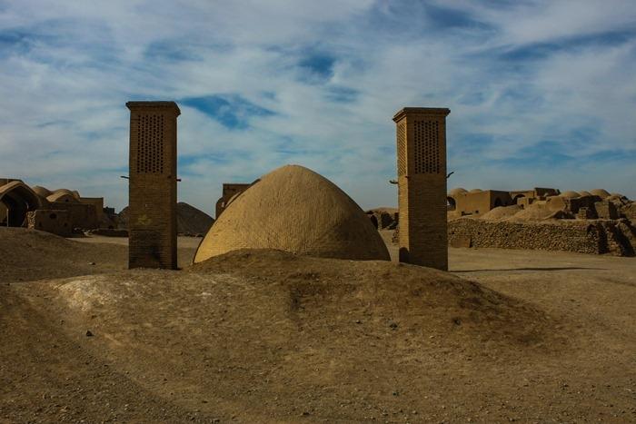 Иран осенью 2017: путешествие в Персию