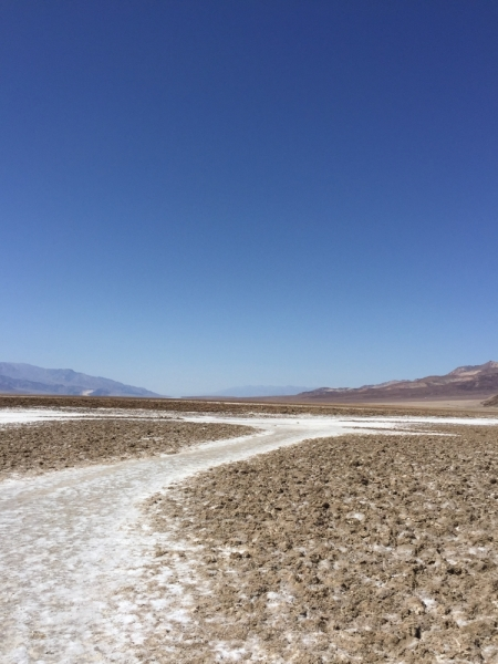 LV to Death valley