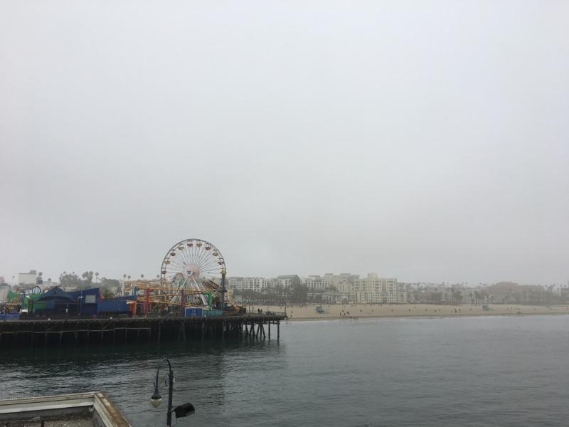 West coast April 2018