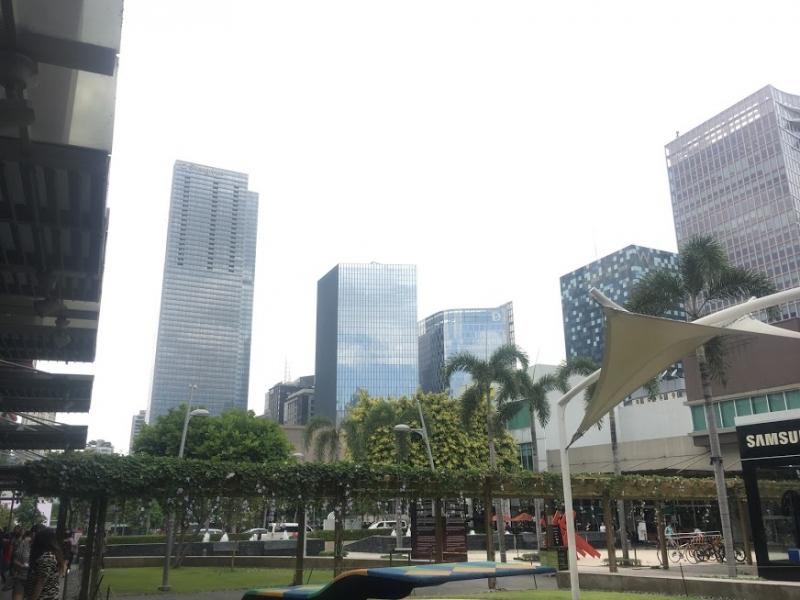 Ветер перемен или Манила заманила.