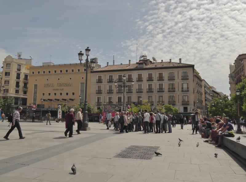 Испания: Мадрид - Толедо в мае 2016-го
