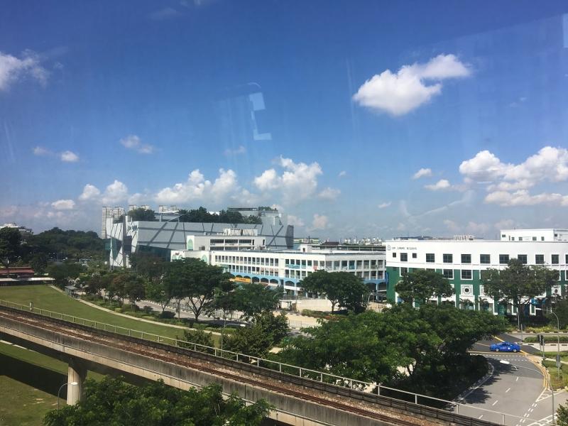 Расскажу я вам про Сингапур